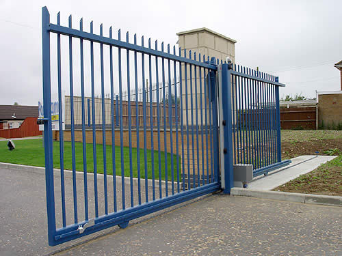 P001_0_1 Sliding Gate